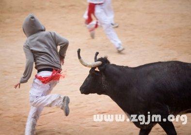 梦见把牛赶出门