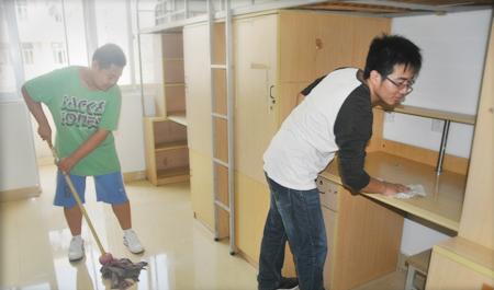 梦见工作是打扫车间