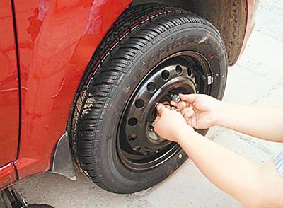 梦见汽车车胎坏了