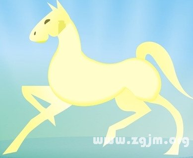 不同马年出生的人是什么马