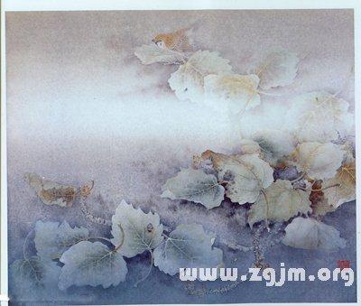 霜降图片大全 霜降节气图片