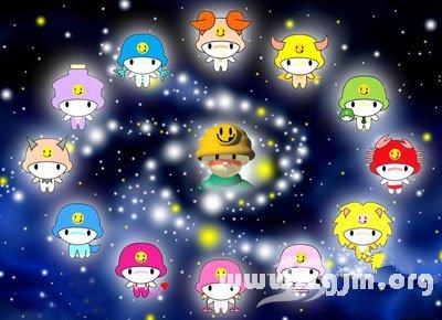 关于十二星座与88星座的由来